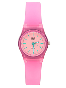 Q&Q Women's Analog Wristwatch - Pink