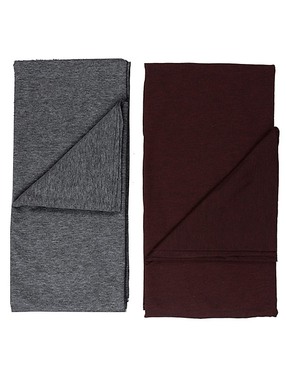 The Unisex Circle Scarf (2-Pack)