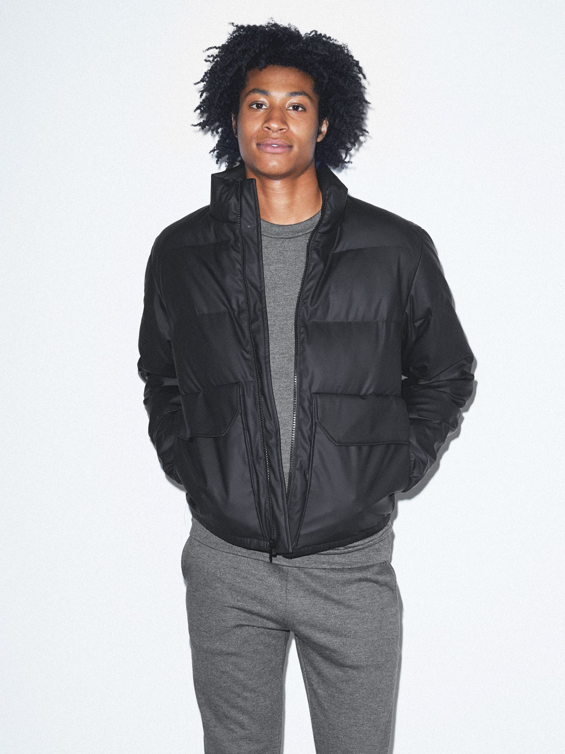 Duckie Puffer Jacket by American Apparel