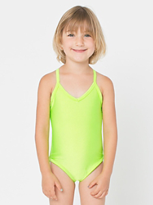 Kids' One-Piece Bathing Suit