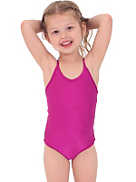 Kids One-Piece Bathing Suit