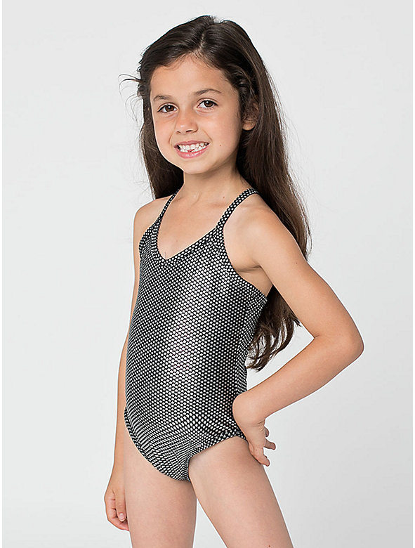 Printed Kids' One-Piece Bathing Suit