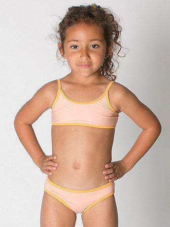Kids Bikini Top