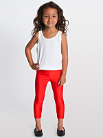 Kids Nylon Tricot Legging