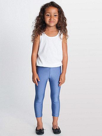 Kids' Nylon Tricot Legging