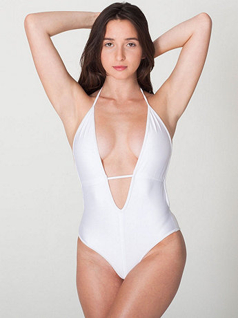 The Maillot-V Swimsuit