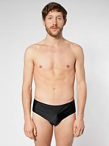 Nylon Tricot Men's Swim Brief