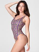 Snake Print Malibu Swimsuit