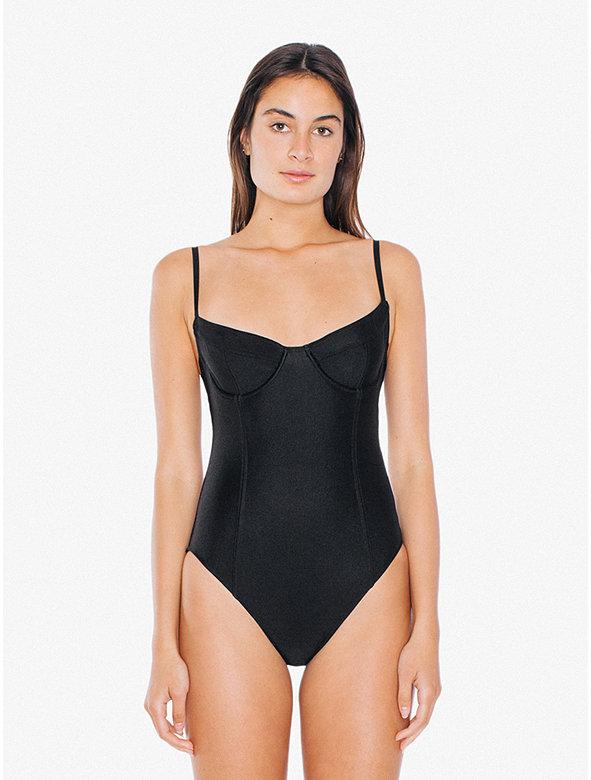 Underwire One-Piece Swimsuit
