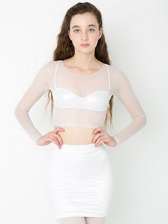 Rochelle High-Waist Mini Skirt