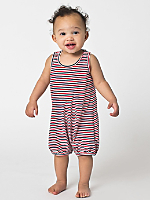 Infant Sleeveless Romper
