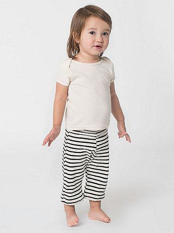 Infant Stripe Karate Pant