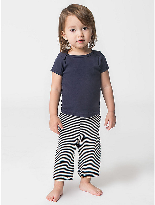 Infant Stripe Karate Pant