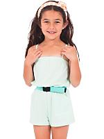 Kids' Pique Pocket Romper