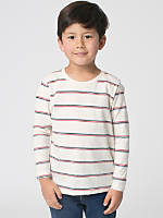 Kids Stripe Long Sleeve T-Shirt