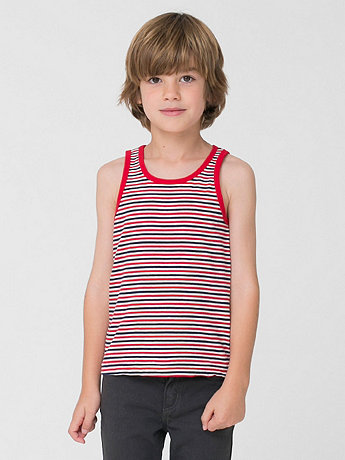 Kids Stripe Tank
