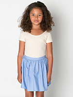 Kids Full Woven Skirt