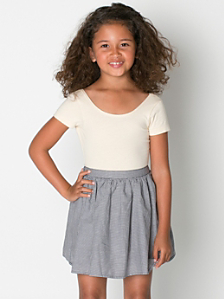 Kids' Full Woven Skirt