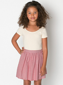 Kids' Full Woven Skirt