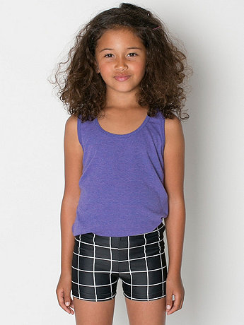 Kids' Printed Cycle Short