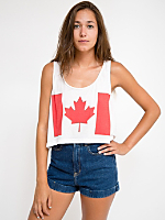Printed Mid-Length Tank - Canada