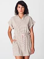 Drawstring Hoodie Dress