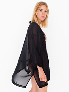 The Chiffon Luxe Robe