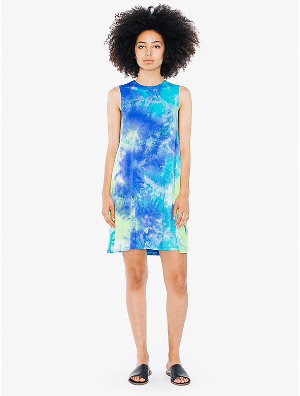 Tie-Dye Olivia Dress