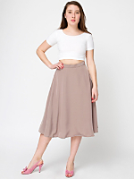 Mid-Length Circle Skirt