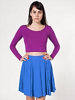 Short Gore Skirt