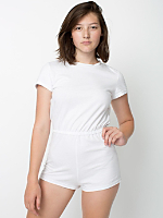 Carded T-Shirt Romper