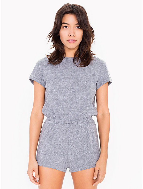 Jersey T-Shirt Romper