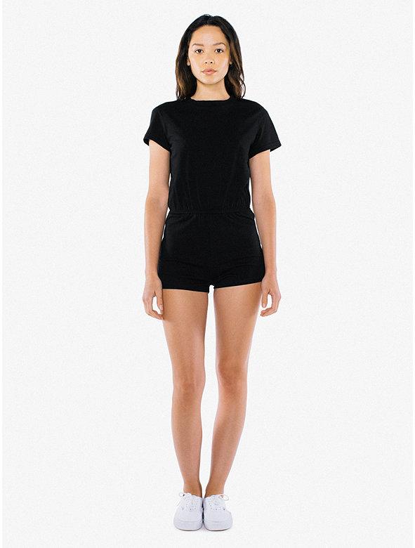 Fine Jersey T-Shirt Romper