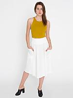 Gingham Pocket Skirt