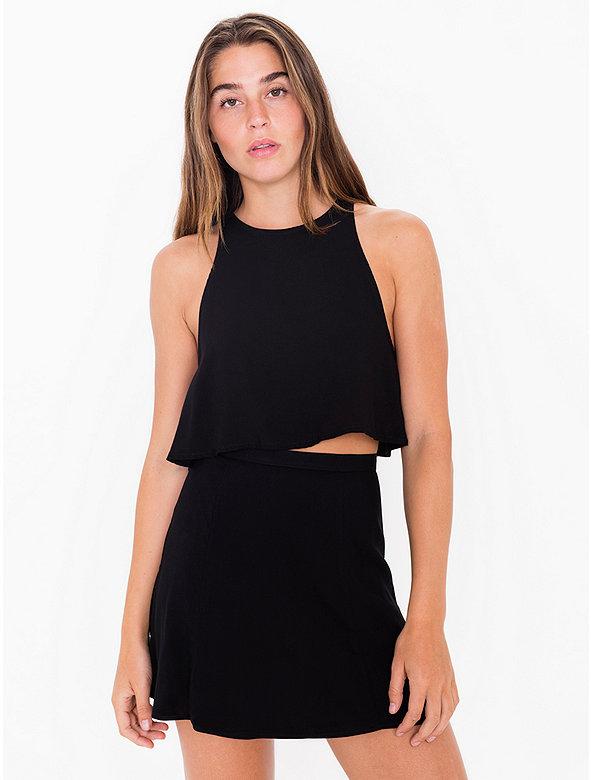 The Lulu Mini Skirt