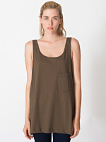 Unisex Big Pocket Tank