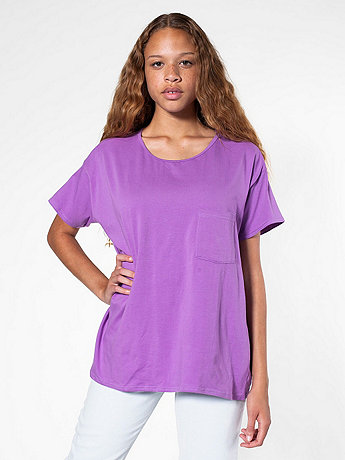 Unisex Big Pocket T-Shirt