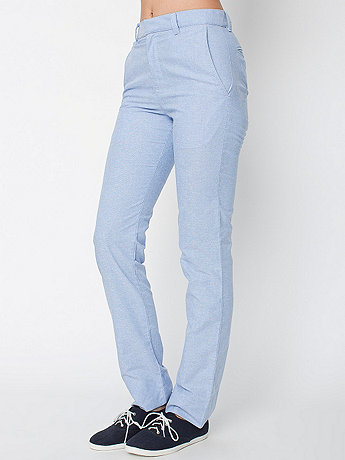 Unisex Oxford Welt Pocket Pant