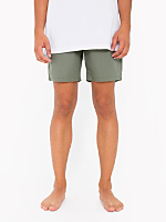 Cotton Twill Welt Pocket Short
