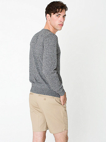 Four Pocket Cotton Twill Welt Pocket Short