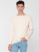 Long Sleeve Boat Neck Shirt