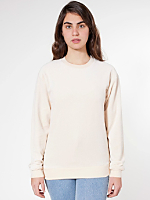 Unisex Velour Drop-Shoulder Sweater