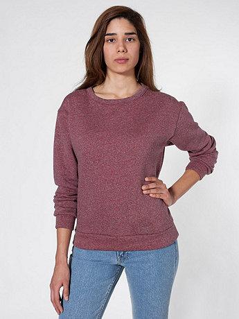 Unisex Drop-Shoulder Sweater