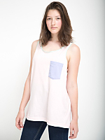 Unisex Le New Big Pocket Tank