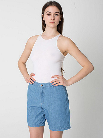 Unisex Denim Slater Short