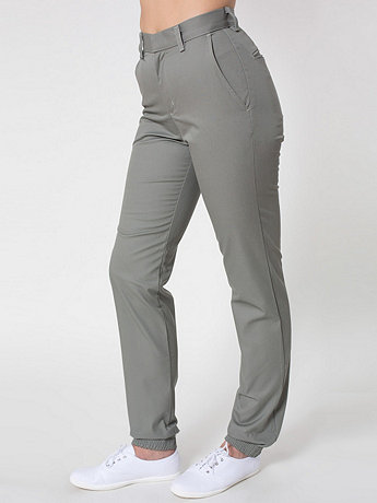 Unisex Welt Pocket Pant with Elastic Cuff