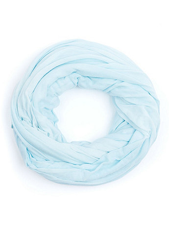 The Unisex Super Sheer Circle Scarf