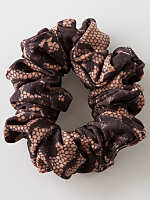 Shiny Scrunchie