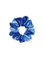 Shiny Velvet Scrunchie