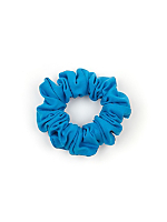 Supplex Nylon Spandex Scrunchie